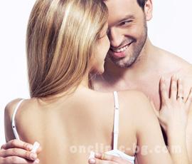 За мъжете вече е лесно да коригират сексуалните си проблеми