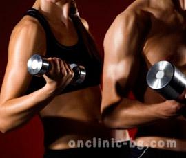 Хемороидите се появяват и от спорт